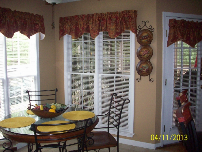 Long Curtains For Living Room Kitchen Curtains Swags Tiers V